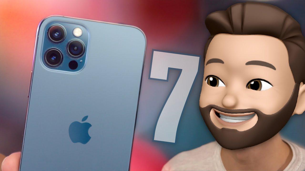7 astuces sur iPhone 12