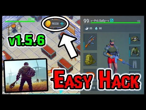 (No Root) Hack Last Day on Earth: Survival v1.5.6 - Unlimited Money, Level 99, Free Craft, God Mode