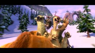 Ice Age 4 - Log Ride