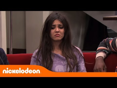 Victorious | Tori Deprimida | Nickelodeon en Español