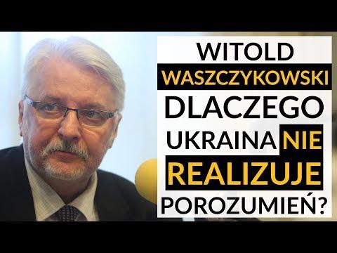 Waszczykowski: Ukraina zaczęła stosować sztuczkę w polityce z Polską