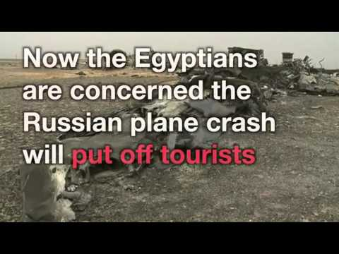 How terror threats have hit tourism in Egypt! World news today 07.11.2015