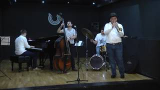 Karen Grigoryan Quartet -  A Night In Tunisia ( By Dizzy Gillespie )