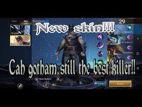 NEW SKIN!!! (LEATHERWING) - Batman is Back