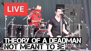 Theory of a Deadman - Not Meant To Be Live in [HD] @ Download Festival 2012