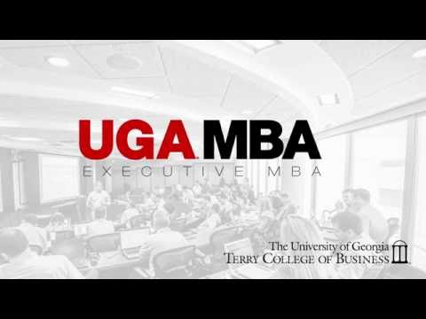 University of Georgia Executive MBA - Terry College of Business