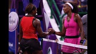 WTA Finals Flashback: Venus Williams vs. Serena Williams, 2009 Final