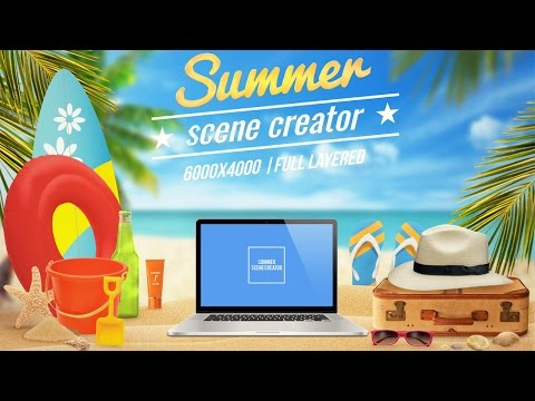 summer-scene-creator-overview