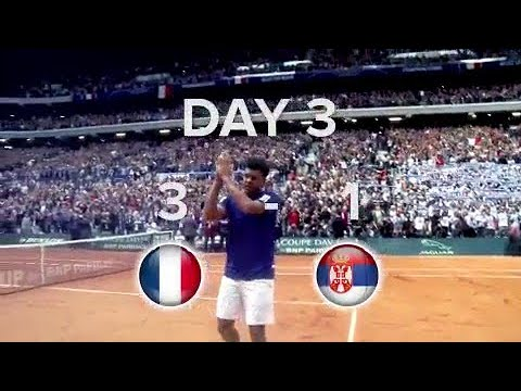 State of Play: France 3-1 Serbia