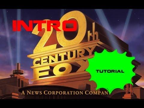 Cinema 4D 20th Century Fox Logo erstellen [GERMAN]