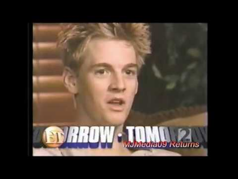 2003 Aaron Carter Defends Michael Against Allegations on ET! Mp3