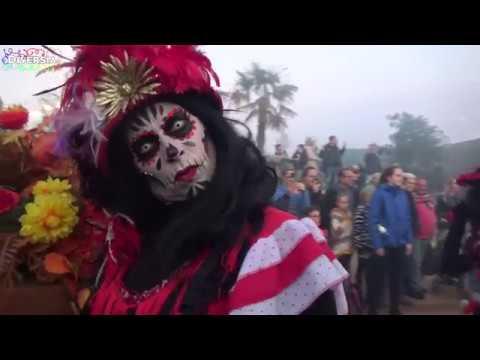 Halloween Toverland 2019.Toverland Halloween Parade 2018