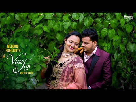 Wedding Highlights | Vino♥Suji | Graphika Photography | Coimbatore