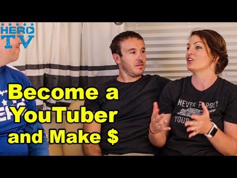 How To Become A YouTuber And Make Money (w/ Less Junk More Journey)