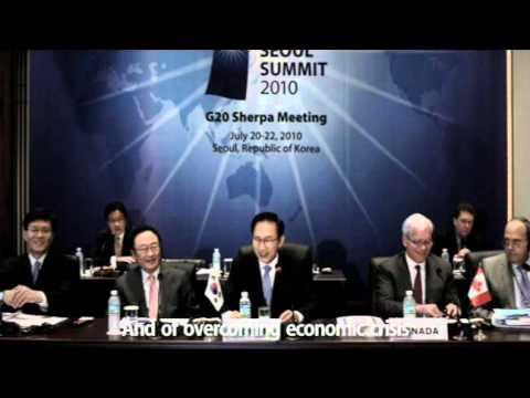 TV Commercial for G20 Seoul Summit