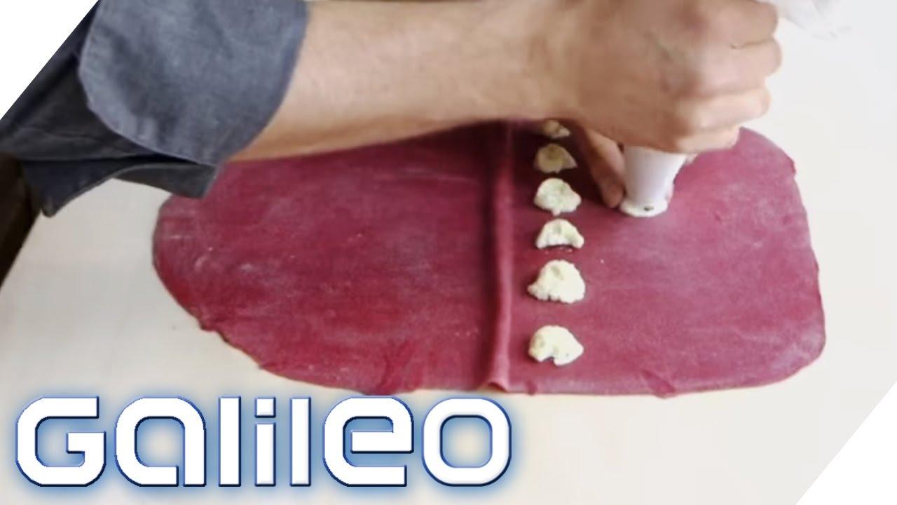Pasta aus dem Baumarkt: besser als Handgemacht? | Galileo | ProSieben