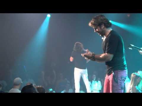 O N.Kourkoulis Ston G.Mazonaki - Tosa Deilina/Mera Me Ti Mera @ Thalassa People's Stage 2012