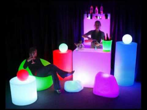 diy glow in the dark party decorations ideas - youtube