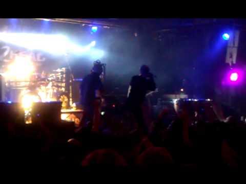 Metal Sanaz at Mushroomhead in Los Angeles 3