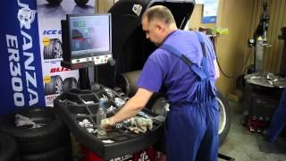 Шиномонтаж. Шинсервис.(Компания Шинсервис -- это сеть магазинов с широким ассортиментом шин и дисков. Мы предоставляем качественны..., 2012-07-20T13:28:01.000Z)