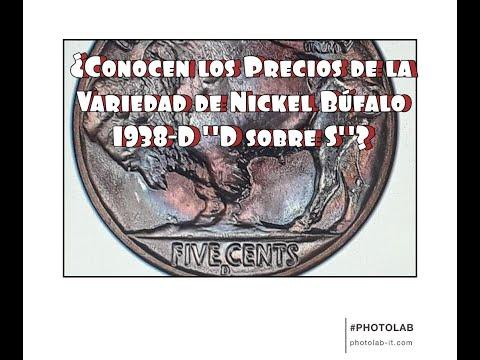 """¿Conocen los Precios de la Variedad Níquel Búfalo 1938D """"D sobre S""""? from YouTube · Duration:  7 minutes 21 seconds"""