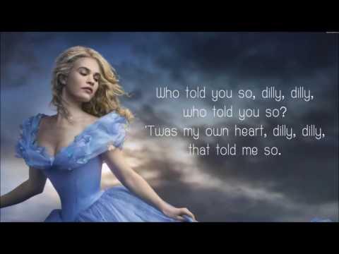 lavender's blue lyrics