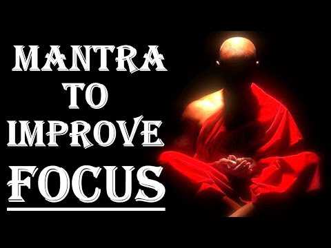 ULTIMATE IMPROVEMENT IN FOCUS & CONCENTRATION : PERFECT FOR MEDITATION !