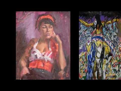 Art Matters Episode 5 with Carl Ortman and Dustin Tidwell