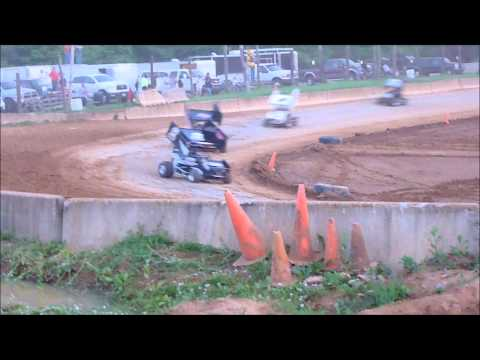 Shippensburg Speedway Micro600 Feature 6 8 2013