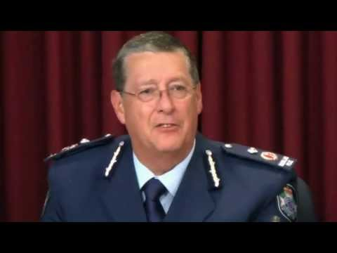 Ian Stewart appointed new Queensland Police Commissioner
