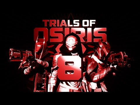 DESTINY Trials #8 Andrew, Raiin & Tim