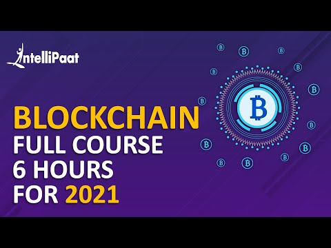 Blockchain Full Course | Blockchain Tutorial For Beginners | Intellipaat