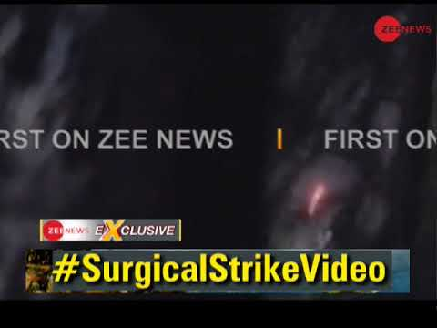 Exclusive: Surgical strikes video shows Indian Army take out terror camps in PoK