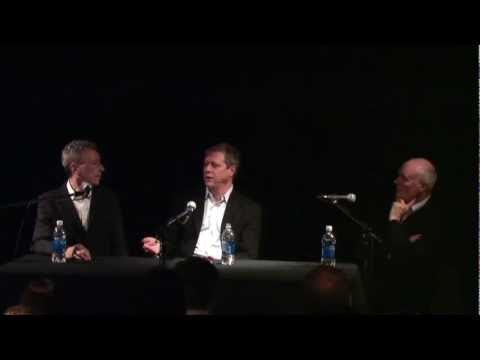 Victor Burgin & Ian Wallace in Conversation at the Vancouver Art Gallery