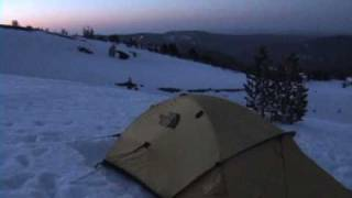 The North Face Tempest - 23, Single Wall High-Altitude Tent.mov