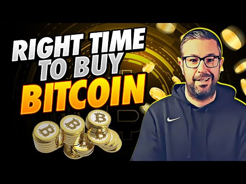 ⚠️ Bitcoin Price Prediction ⏱️WHEN Is The BEST Time To BUY Bitcoin?