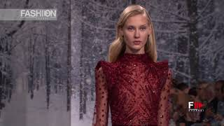 ZIAD NAKAD Fashion Show Fall Winter 2017 2018 Haute Couture Paris - Fashion Channel