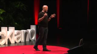 Recipes for development: Robert Oliver at TEDxAuckland video
