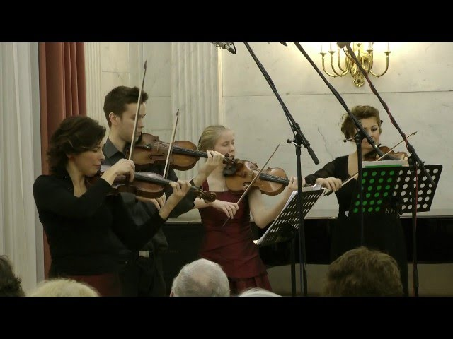 Vivaldi Violin Concerto - Márta Ábrahám & ÁBRAHÁM CONSORT