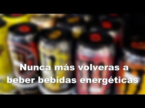 Las 5 verdades ocultas que cuando las sepas nunca más volveras a beber bebidas energéticas