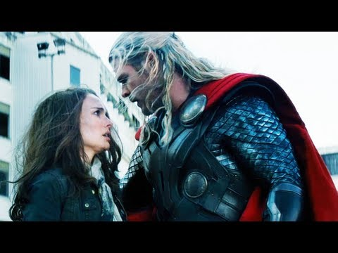 Thor 2 The Dark World Official Trailer 2013 Movie [HD]