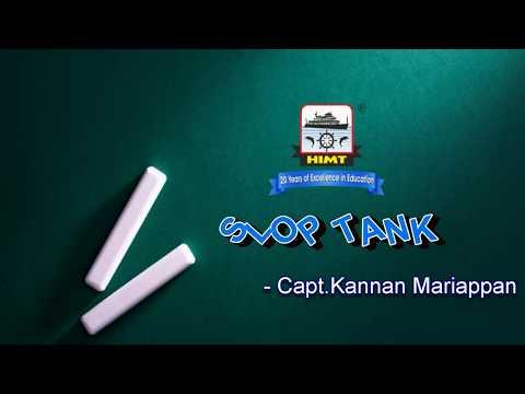 Slop Tank