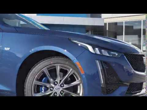 2020 Cadillac CT5 Sport At GSL GM City