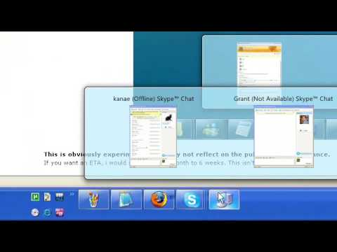 ViGlance – Windows 7 Taskbar – Lee-Soft