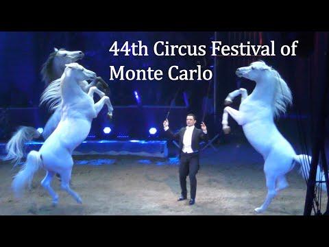 Circus KNIE - 44th Circus Festival Of Monte-Carlo 2020 - Golden Clown