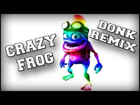 CRAZY FROG | We Are The Champions * (Donk Remix)