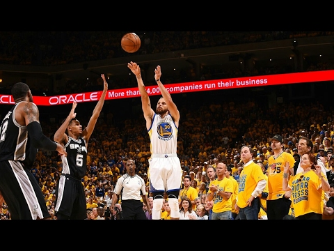 Thumbnail: San Antonio Spurs vs Golden State Warriors - Full Highlights | Game 1 | May 14, 2017 | NBA Playoffs