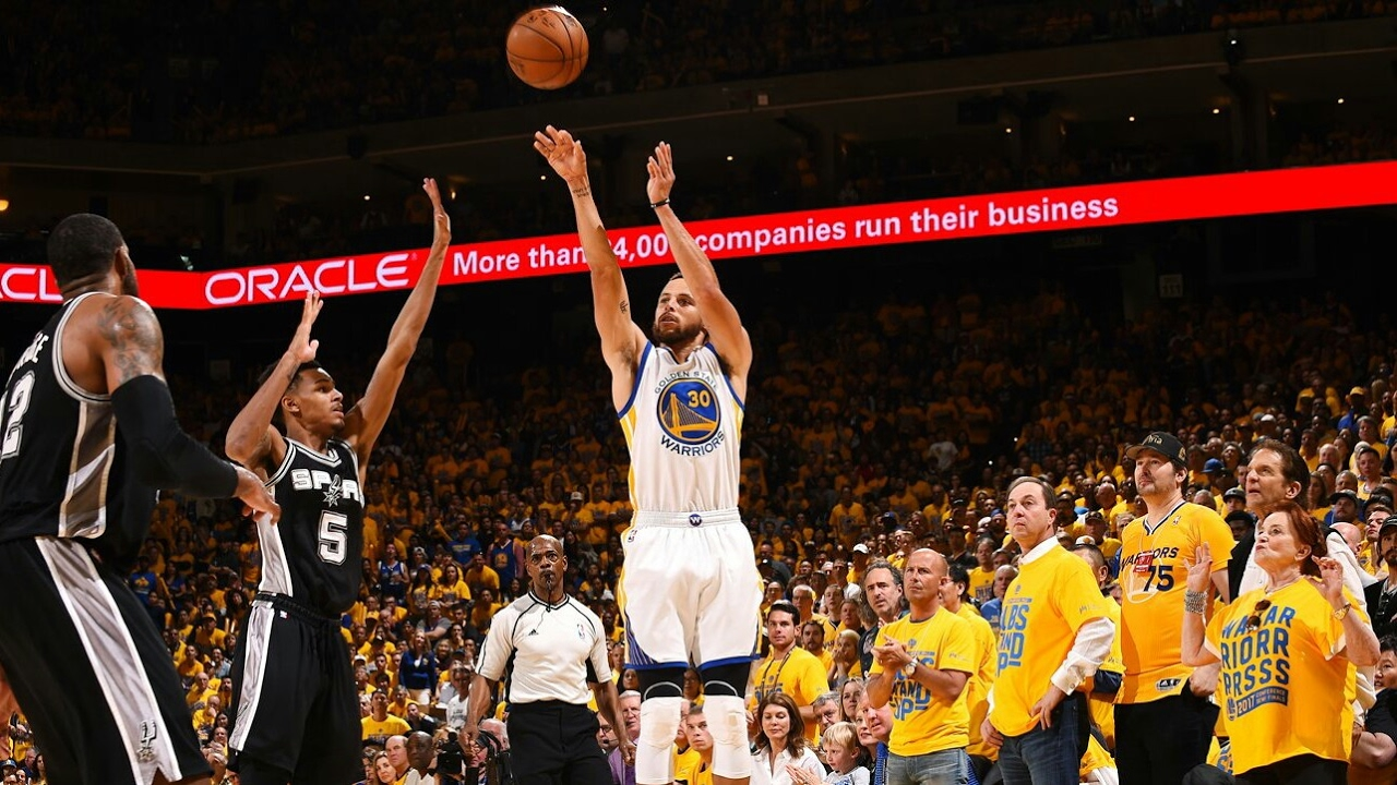 San Antonio Spurs vs Golden State Warriors - Full Highlights | Game 1 | May 14, 2017 | NBA ...