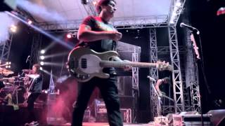 Pierce The Veil - Bulls In The Bronx (Live at Atomic Fest 2013 Jakarta) HD