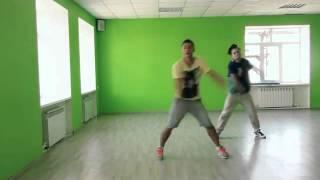 Видео урок танца на песню  Недетское время